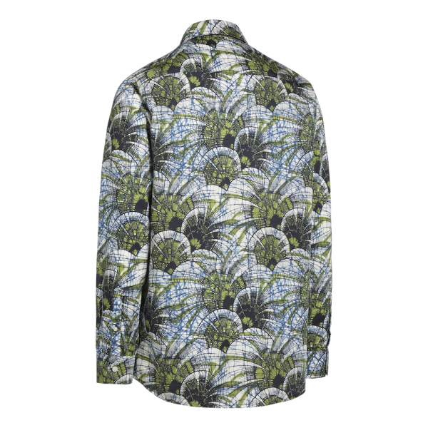 Jungle Leafs green
