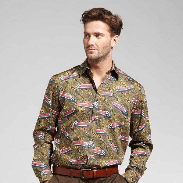 Saw and Wood shirt