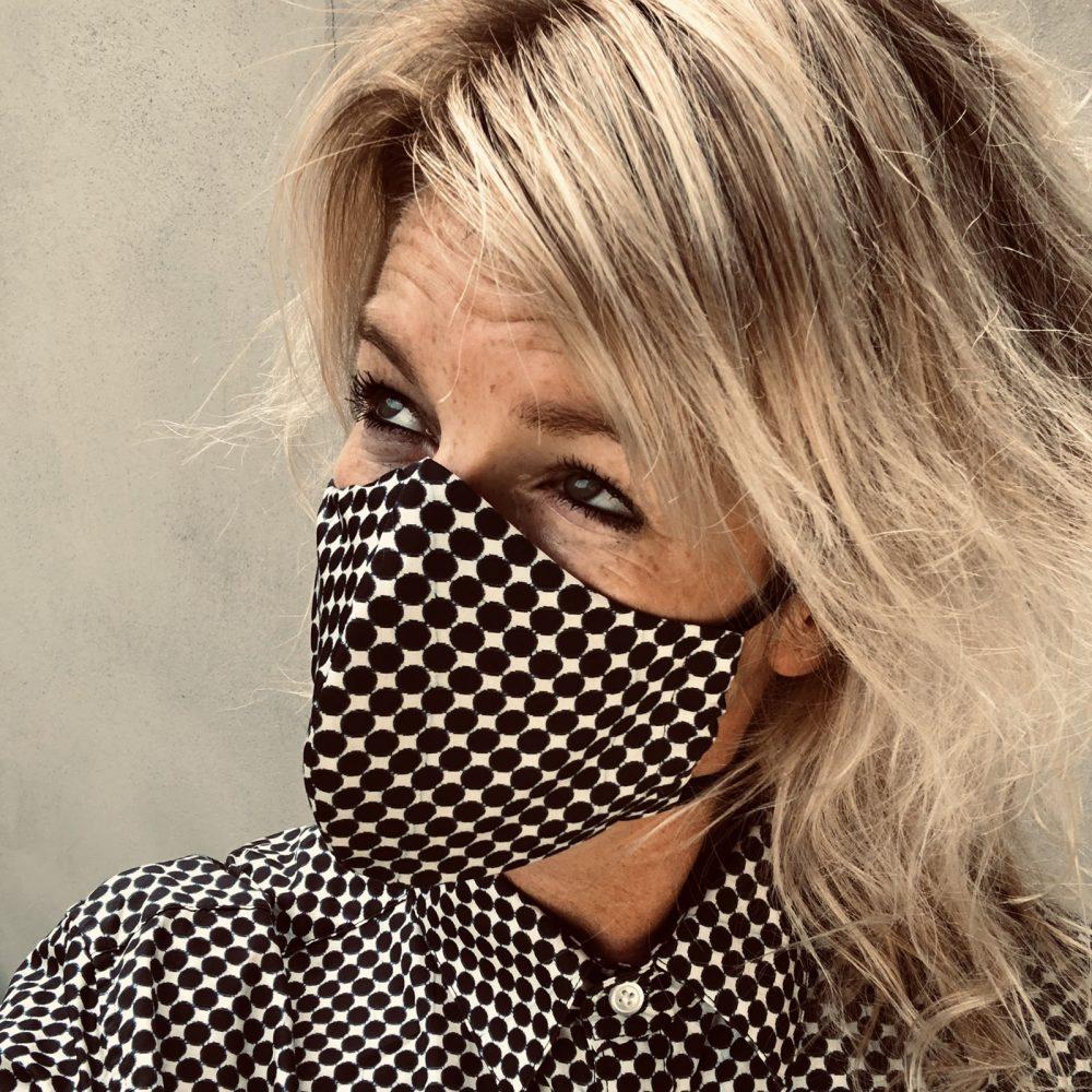 Face mask Ashanti Spot